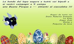 Buona Pasqua da la banda del lupo